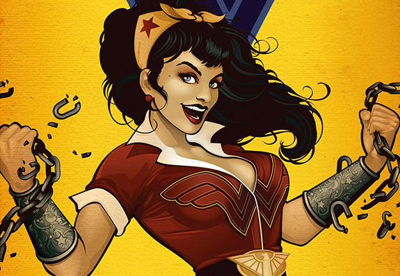 Comics journey #4: DC Bombshells, Year One