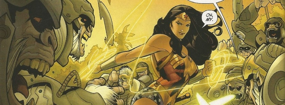Comics journey #2: Gail Simone's Wonder Woman!