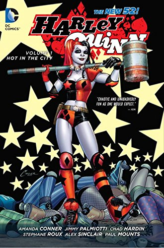 "Comics journey #6: Harley Quinn, ""Hot in the City"""